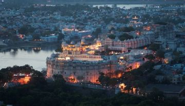 Udaipur Jodhpur Tour package
