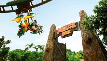 Fun Packed Singapore with Universal Studios