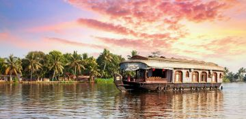 Kerala Honeymoon Package For 3N & 4D