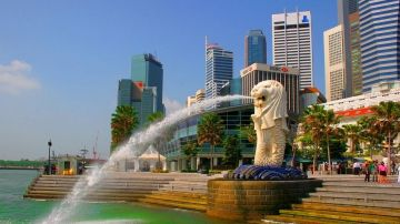 Grand Singapore with Private transfers