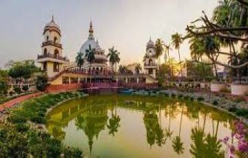 private  trip to mayapur from kolkata by luxury car