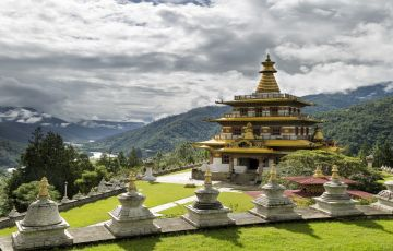Bhutan tour package 3 nights and 4 days