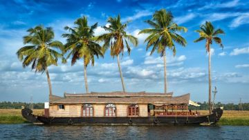 Economy - Kerala - High Tea, Spices & Backwaters