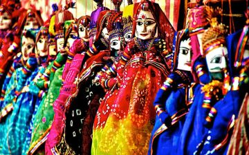 Colourful Rajasthan 9 Days