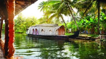 Kerala - That's a Breather - Honeymoon Special