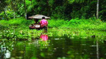 Kerala Hills Backwater Beaches