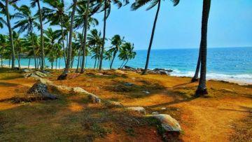 Beach Excursion of Kerala