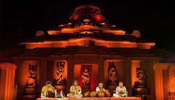 4 Nights 5 Days Puri Konark Bhubaneswar Chilika Tour