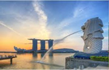 Stunning Singapore with 3 Nights Luxurious Cruise