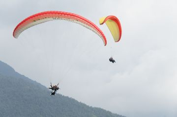 2 Nights 3Days Package Standard Hotel - Local Sightseeing -Trekking- Camping-Paragliding