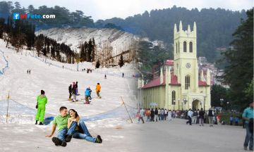 Affordable Shimla 3 Days Package from Delhi @14999 INR | TriFete Holidays