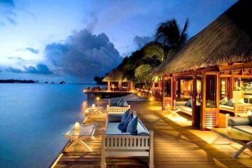 Riveting Maldives Paradise Island Resort 4N5D