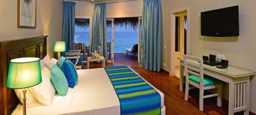 Magnificent Maldives Adaaran Club Rannalhi 3N4D All inclusive