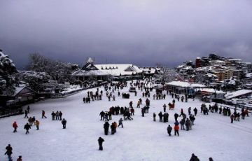 Tour package for Shimla and Manali 05 nights 06 days