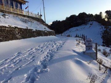 TREK IN HEAVEN -  Shimla ,Himachal