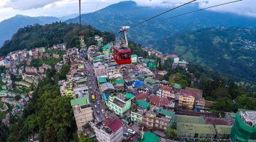 Gangtok Lachung Darjeeling Trip