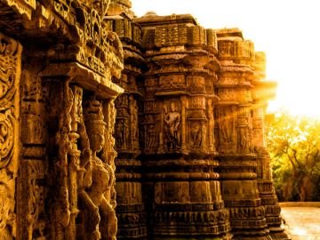Gujarat Tour package for 08 night / 09 days