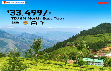 North East With Lachung  Fixed Departure Ex Delhi - 6 Nights starting @ Rs. 33,499