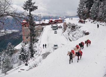 Shimla Manali Dharamshala Dalhousie Amritsar