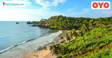 North & South Goa Deal for 4 days @ INR 4500 with hotels & sightseeing