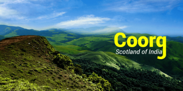 Coorg package for 04 adults from Bangalore