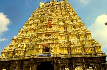 Mandir Darshan Package Tamil Nadu