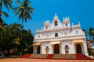 Tour package for Goa 03 nights 04 days