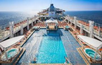 Luxury  Genting Dream Cruise with Singapore