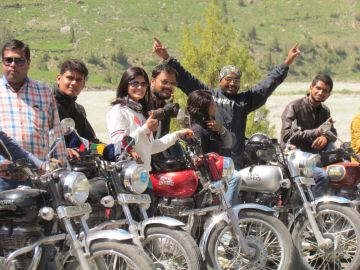 LEH BIKE EXPEDITION TOUR