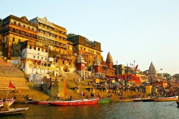 Golden Triangle Tour with KASHI  - 7 N / 8 D
