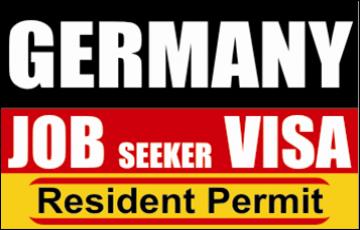 Germany Job Seeker Visa in Kerala