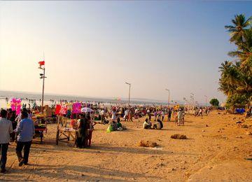 Goa -Mumbai Trip