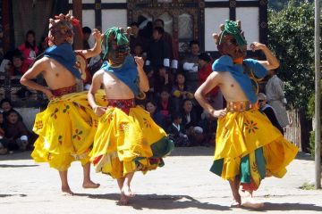 Bhutan Tour Package for 10 Adults 8N9D pick drop Bagdogra