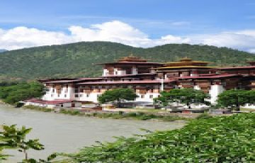 Bhutan Tour for 6 adults 7 nights 8 days pick up and drop Bagdogra