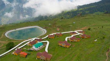 Mussoorie with Auli Uttarakhand Honeymoon Package