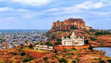 Royal Rajasthan with Amritsar Golden Temple Holiday Package