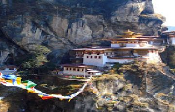 Bhutan tour for 4 adults for 6 nights and 7 days pick up and drop from paro