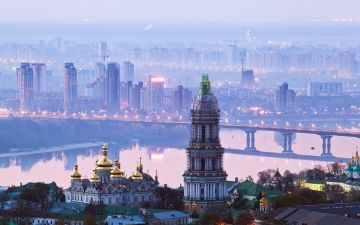 Ukraine's capital Kiev for 4 nights/5 days