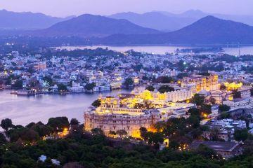 5 nights/6 days Delhi Agra Jaipur Udaipur