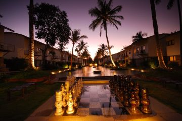 Monsoon at Mysore - The Windflower Resorts & Spa