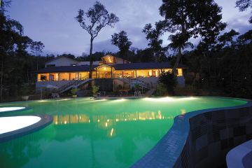 Monsoon at Coorg - The Windflower Resorts & Spa