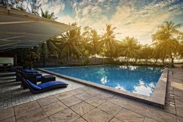 Monsoon at Pondicherry - The Windflower Resorts & Spa