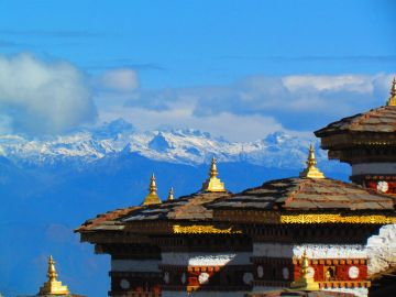 Sassy Bhutan package 6 Nights 7 Days Fly In Fly Out