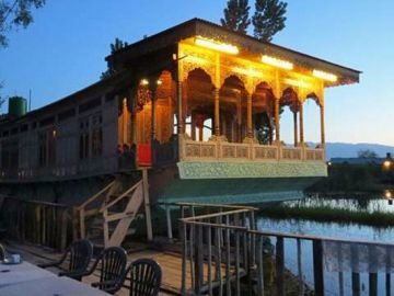 Glorious Kashmir tour