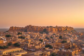 Short Breaks to Jodhpur and Jaisalmer