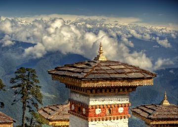Bagpacking Bhutan Tour 7 Nights 8 Days Fly In Fly Out