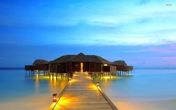 Fly to Maldives Fun Island Resort  - Ex Mum & Bangalore