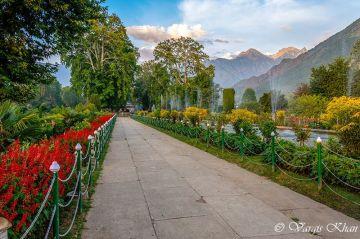 Kashmir  valley package