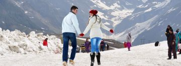 Special Honeymoon Package Mussoorie with Shimla Manali
