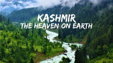 Kashmir -The Heaven on Earth 3N 4D Tour